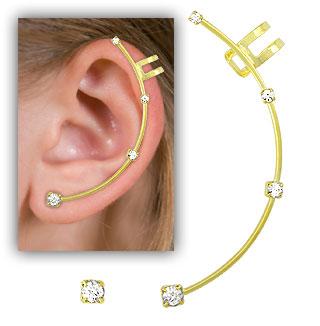 Brincos Ear Cuff