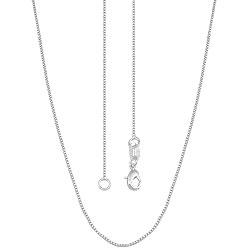 Gargantilha colheada a prata c/ corrente veneziana - Clique para maiores detalhes