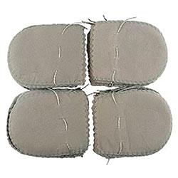 Saquinho de veludo tamanho M. Cores sortidas. Pacote c/ 100 (pode haver mais de uma cor no mesmo pacote). - Clique para maiores detalhes